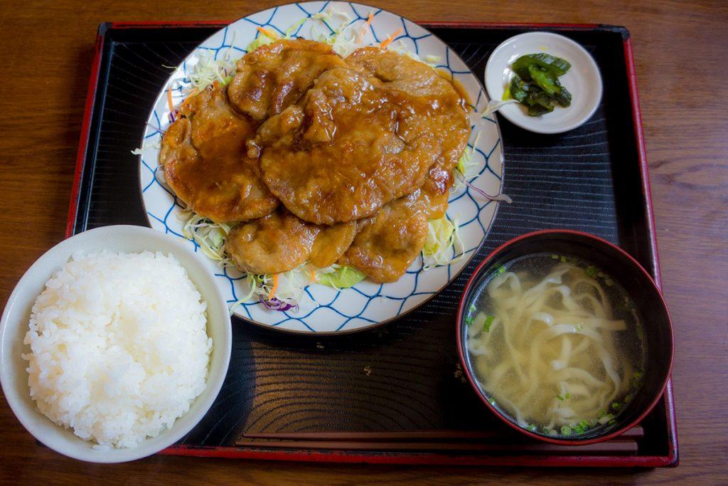 SYOGAYAKI_nanzan