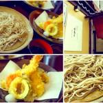 味も店も本格派の日本蕎麦の店・浄照窯 (じょうしょうがま)