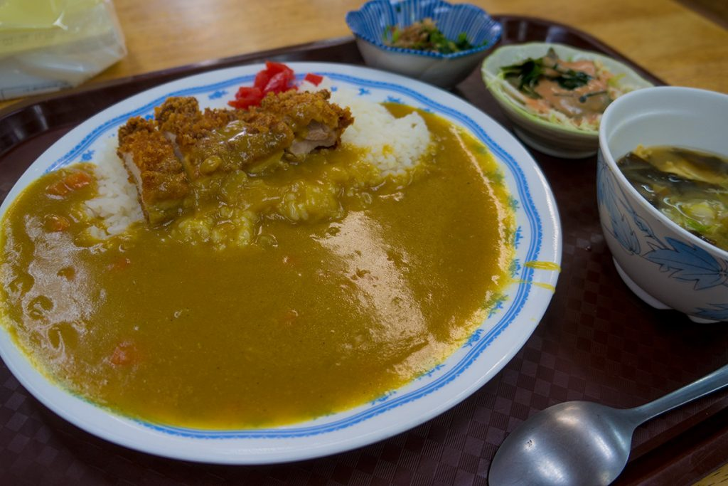 Lunch_chikencurry_150910nakazaya