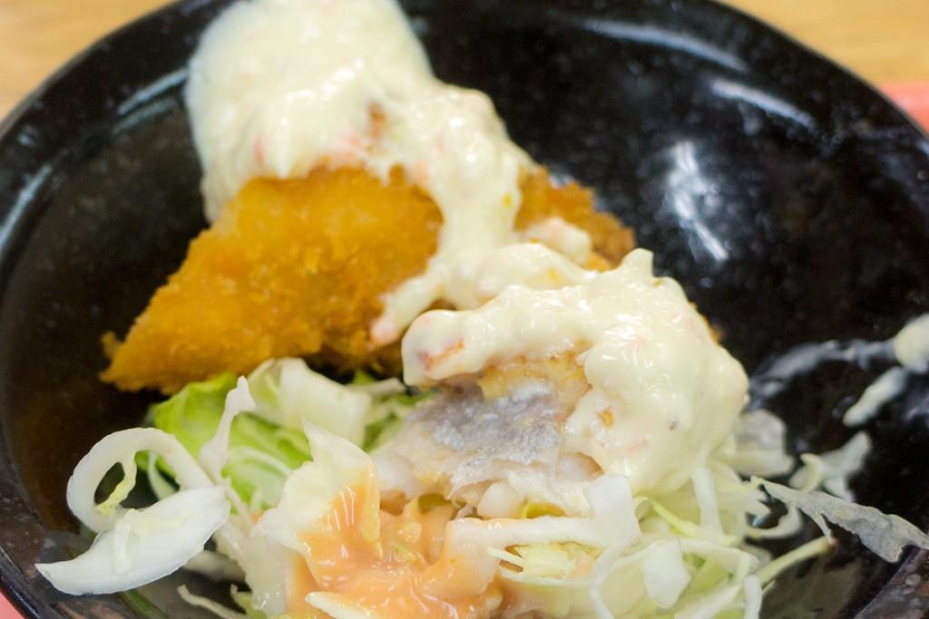 lunch_kimuchidon_shiromi_151005nakazaya