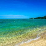 石垣シーサイドホテルの料理と海
