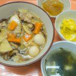 なかざ家の沖縄そばの日だけど中華丼